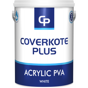 COVERKOTE PLUS ACRYLIC PVA WHITE
