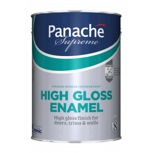 PANACHÉ HIGH GLOSS ENAMEL WHITE