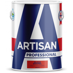 ARTISAN TRADE GLOSS ENAMEL WHITE